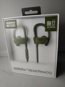 Beats by Dr. Dre Neighborhood Collection Powerbeats 3 - Gree