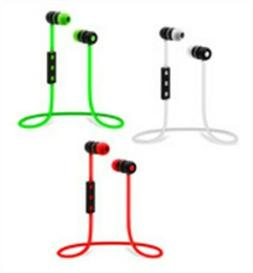 Sentry BT150 2' Bluetooth Stereo Earbuds With In-Line Microp