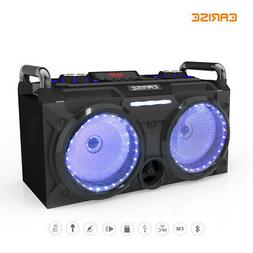 EARISE DT60-E Portable PA System Bluetooth Speaker AUX with