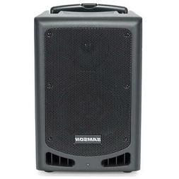 """Samson Expedition XP108w Rechargeable 8"""" 200W Speaker with M"""