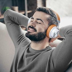 Boltune Noise Cancelling Bluetooth Wireless Headphones with