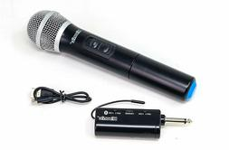 Hisonic HS426 Wireless Handheld Microphone with Rechargeable