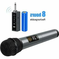 TONOR UHF Wireless Microphone Handheld With Bluetooth Receiv